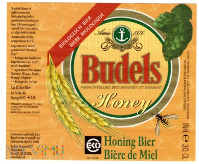 Budels Honey