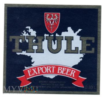 Thule Special Beer