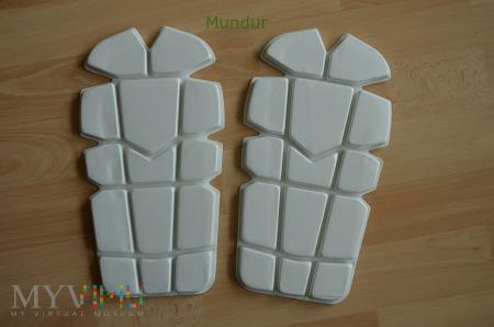 Ubranie maskujące białe WS - ochraniacze