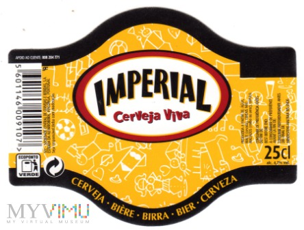 Imperial Cerveja Viva