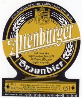 ALTENBURGER BRAUNBIER