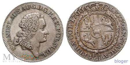 ZŁOTÓWKA 1766 - 19.a7