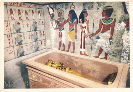 TUT ANKH AMEN'S TREASURES