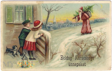Wesołych Świąt - 1915