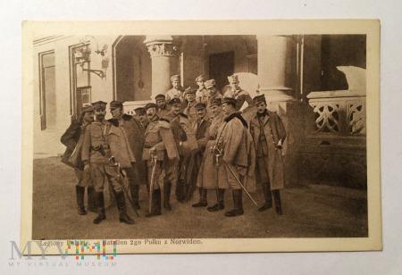 Legiony Polskie. – Batalion 2go Pułku z Norwidem