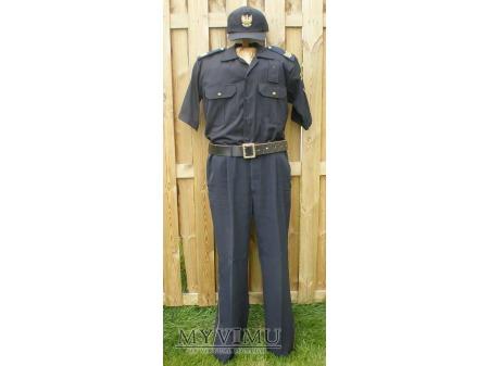 Funkcjonariusz Straży Miejskiej