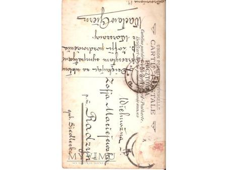 Stara pocztówka nr. 1
