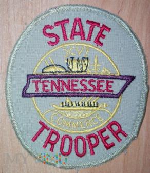 Tennessee policja stanowa