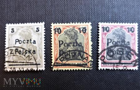 znaczki polskie