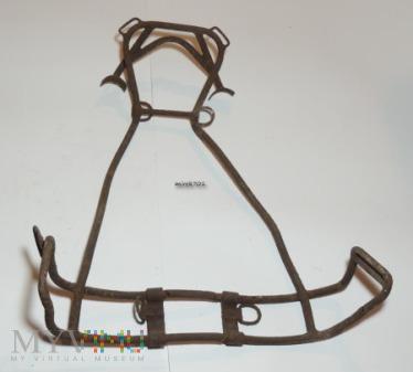 Niemieckie nosidło rama