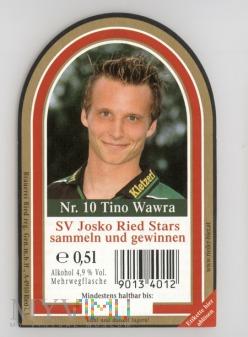 Ried, Tino Wawra