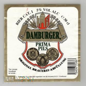 Damburger Prima Pils