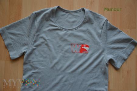 Koszulka sportowa wz. 604A/MON