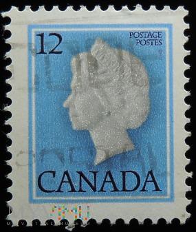 Kanada 12c Elżbieta II