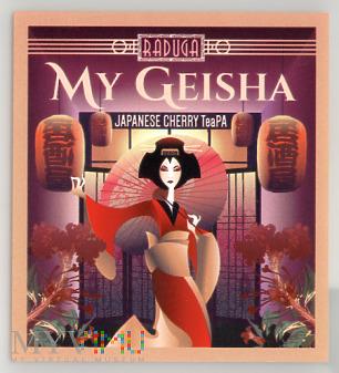 Raduga, My Geisha
