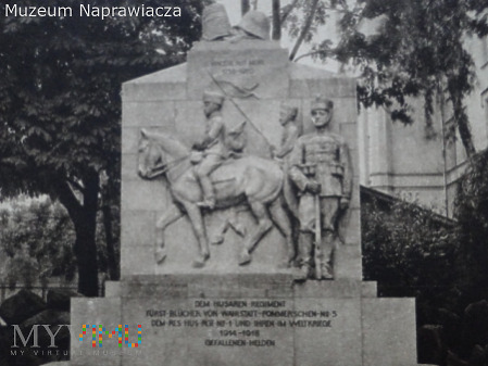 Pomnik poległych Huzarów