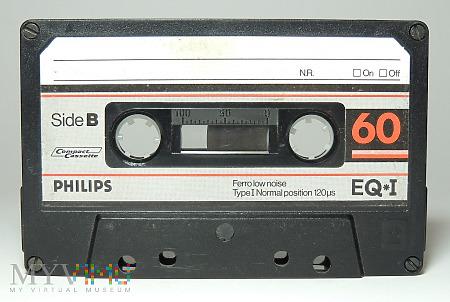 PHILIPS EQ-I 60 kaseta magnetofonowa
