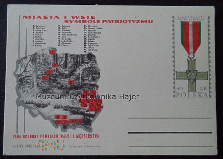 Duże zdjęcie 1971.I - Miasta i Wsie Symbolem Patriotyzmu