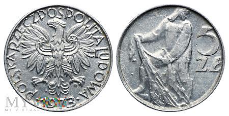 5 złotych, 1973, fałszerstwo