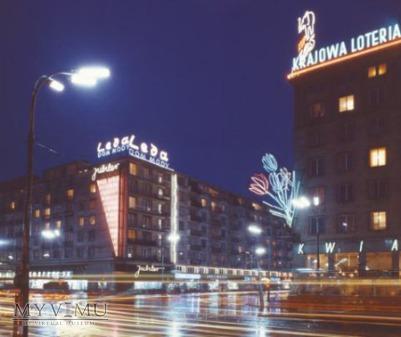 Fotografia dokumentalna neonów PRL nr 1