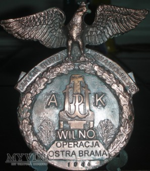 083. Wilno-operacja Ostra Brama 1944