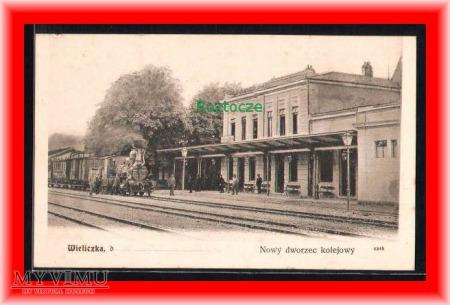 WIELICZKA, Dworzec kolejowY
