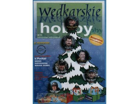 Wędkarskie Hobby 1'2001-8'2002 (1-8)