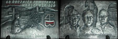 086. 60 rocznica Powstania Warszawskiego