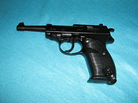 WALTHER P 38