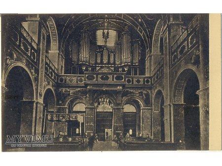 Duże zdjęcie Organy w kościele NMP