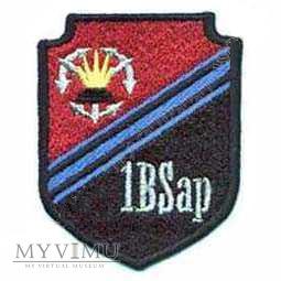 1 Brzeska Brygada Saperów - na mundur galowy