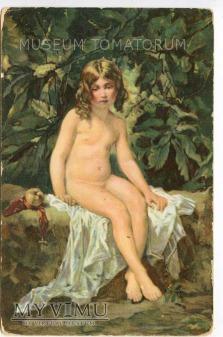 Couture - Mała Ewa (kąpiąca się)