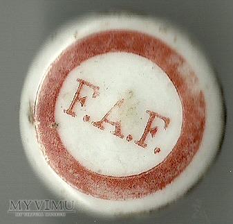 Porcelanka F.A.F.