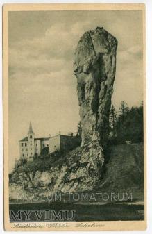 Pieskowa Skała od wschodu - 1932 r.