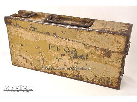 Skrzynka na amunicję do MG34/42 - MG Ol.