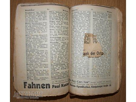 Encyklopedia z Elbinger Zeitung