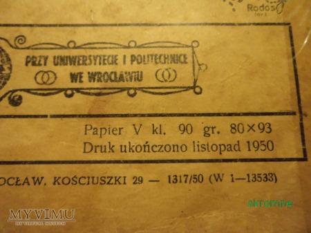 mały atlas historyczny (wyd. z 1950 r.)