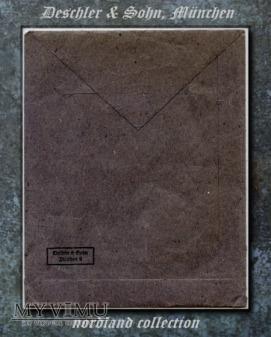 Koperta od EKII (Deschler)