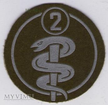 Oznaka specjalisty - służba zdrowia 2kl