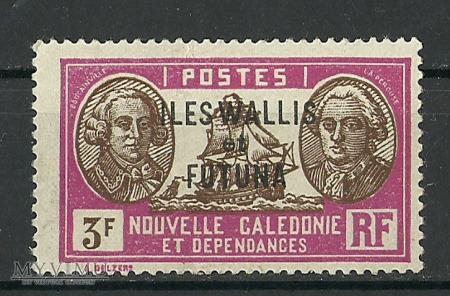 L.de Bougainville i de La Pèrouse