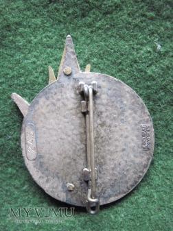 Odznaka Opération « REQUIN », 1990.