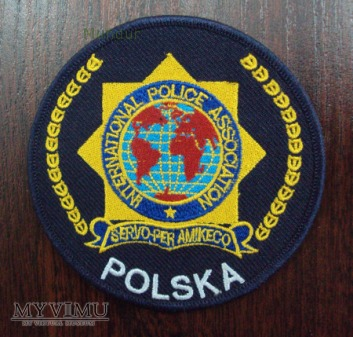 Oznaka International Police Association (IPA)