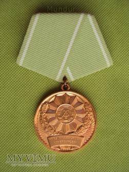 Medaille für ausgezeichnete Leistungen