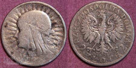 1932, 2 zł