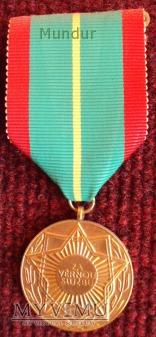 Medal czechosłowacki