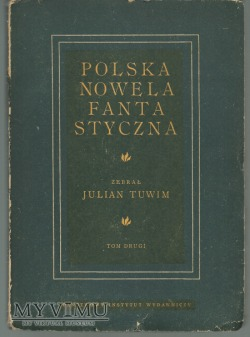 POLSKA NOWELA FANTASTYCZNA