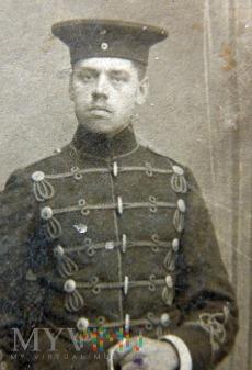 Żołnierz z szabelką