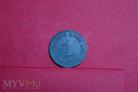 1 Pfennig 1875 II