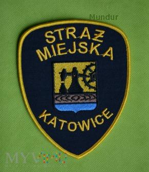 Oznaka Straż Miejska KATOWICE