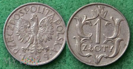1929, 1 zł